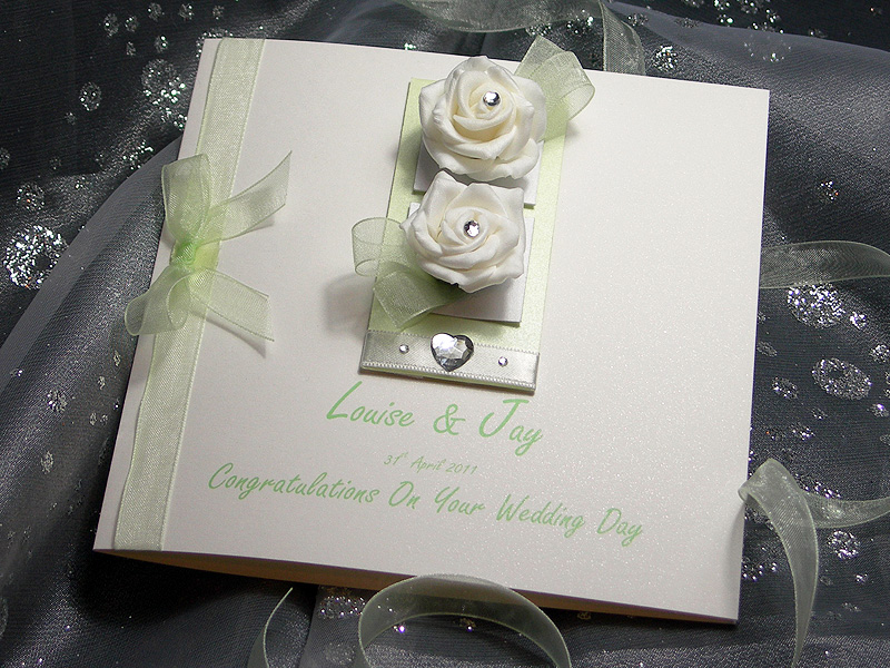 Chloe - Luxury Wedding Card