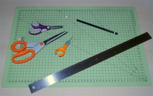 New to card making - Basic tool kit