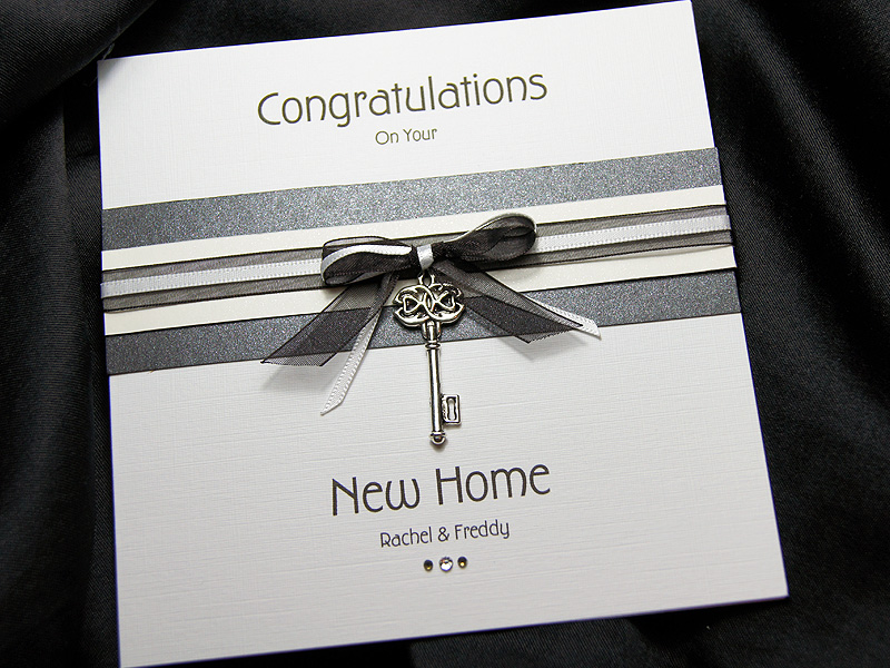 Kensington Handmade New Home Card