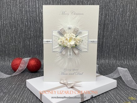 Christmas Frost - Luxury Boxed Christmas Card