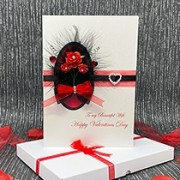 Bella - Luxury Boxed Valentines Card