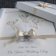 Bouquet - Luxury Wedding Card