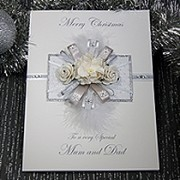 Christmas Frost - Luxury Christmas Card