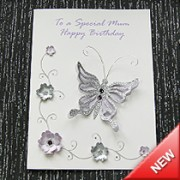 Grace - Luxury Birthday Card