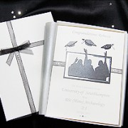 Graduation Day - Luxury Handmade Graduation Card