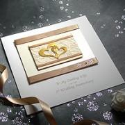 Mayan - Handmade Anniversary Card