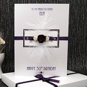 Midnight - Luxury Birthday Card