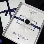 Midnight - Luxury Birthday Card