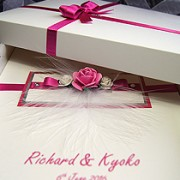 Monica - Luxury Wedding Card