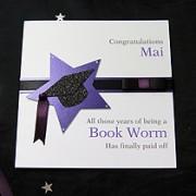 Star Achievement - Handmade Graduation Card