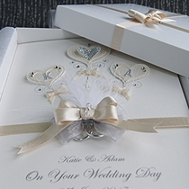 Product shot for: Bouquet - Luxury Wedding Card