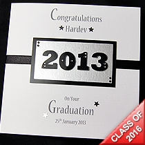 Product shot for: Cambridge - Handmade Graduation Card