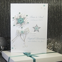 Product shot for: A Christmas Wish - Luxury Christmas Card