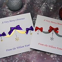 Product shot for: Deck the Halls - Handmade Christmas Card Pack