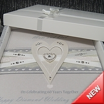 Product shot for: Entwined - Luxury Anniversary Card