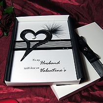 Product shot for: Eros - Handmade Luxury Valentines Card