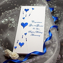 Product shot for: Forever After - Handmade Anniversary Card