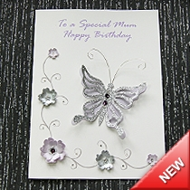 Product shot for: Grace - Luxury Birthday Card