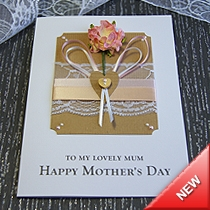 Product shot for: Josie - Luxury Mothers Day Card