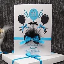 Stupendous Luxury Birthday Cards For Him Her Personalised Birthday Cards Paralily Jamesorg