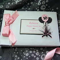 Product shot for: Manhattan - Personalised Birthday Photo Album