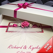 Product shot for: Monica - Luxury Wedding Card