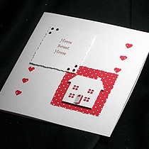 Product shot for: New Home - Handmade Card