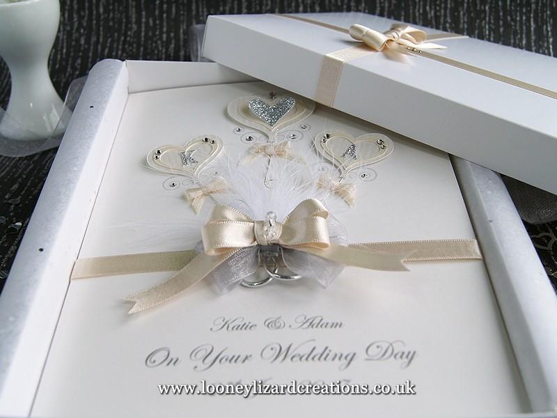 Bouquet - Luxury Wedding Card