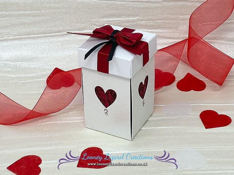 enchanted  miniature exploding box