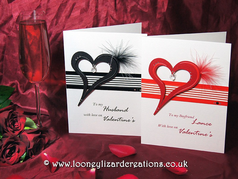 Eros Handmade Luxury Valentines Card – E Valentine Cards Uk