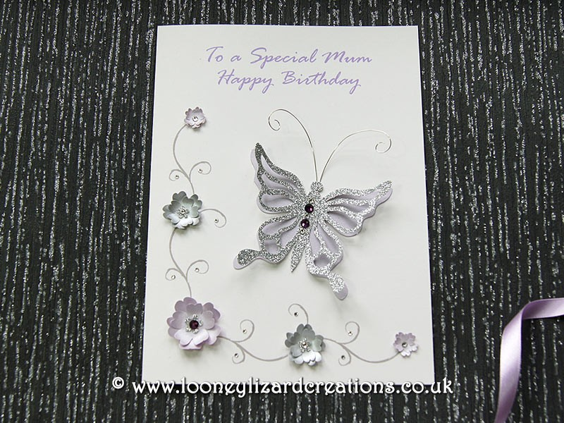 Grace Luxury Birthday Card