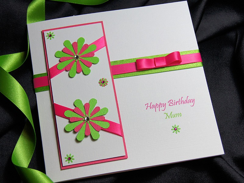 Handmade Birthday Cards For Girls Find This Pin And More On Bonne